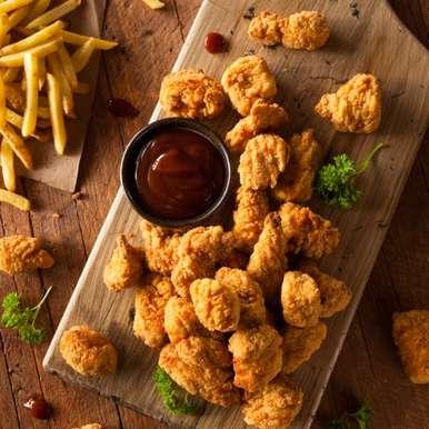 Photo of Crispy Chicken Popcorn by Sujata Limbu at BetterButter
