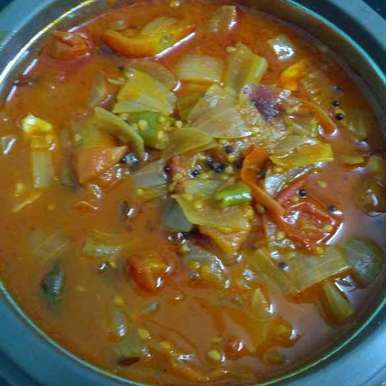 Photo of Tomato curry by Suji RK at BetterButter