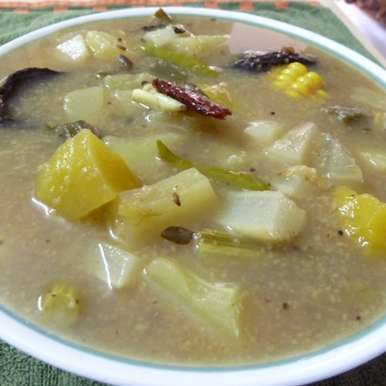 Photo of TARAVANI PULUSU - a tangy vegetable stew by Sujatha Ratnala at BetterButter