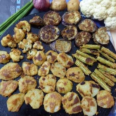 Photo of NUVVULU VEPUDU - A sesame veggie roast delight by Sujatha Ratnala at BetterButter