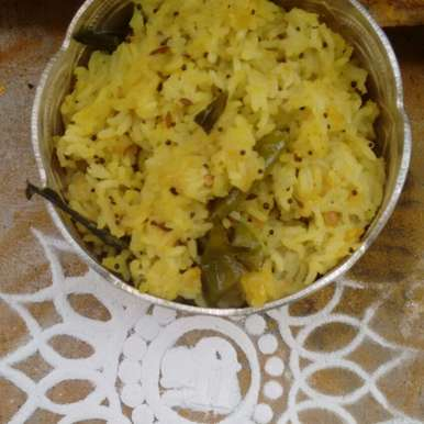 Photo of PULAGAM - lentil rice by Sujatha Ratnala at BetterButter