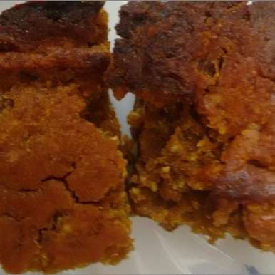 Photo of BOITHALU PODDA - traditional pumpkin cake by Sujatha Ratnala at BetterButter