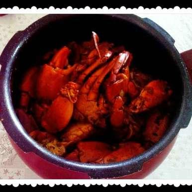 Photo of Crab kosha by Sukanya Basu at BetterButter