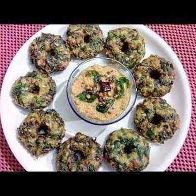 Photo of Palak vada by Sukanya Sukku at BetterButter