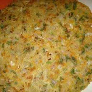 Photo of Spicy ragi,jonna,sajja miksed rotte by Sukanya Sukku at BetterButter