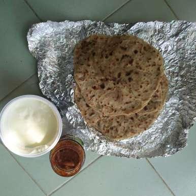 Gobi parantha, How to make Gobi parantha
