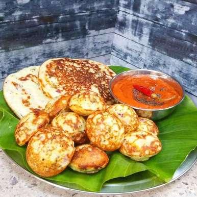 Photo of Paniyaram/Appe by Sukriti Siri at BetterButter