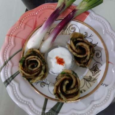 Photo of Onion Rose by Sulochana Prajapati at BetterButter