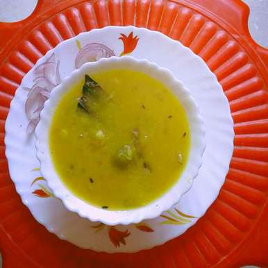 Photo of Mixed veg Moong Dal by Sunanda Jash at BetterButter