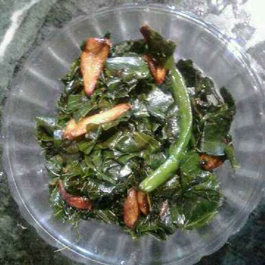 Photo of Moringa leaves Stir fry by Sunanda Jash at BetterButter