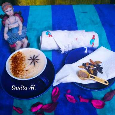 Photo of COCONUTIOL-HotCHOCOLATE DRINK by Sunita Maheshwari at BetterButter