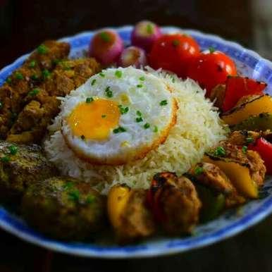 Photo of Chelo kabab by Supratim Sadhukhan at BetterButter