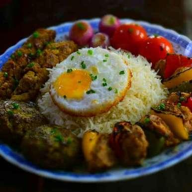 Photo of Chelo kebab by Supratim Sadhukhan at BetterButter