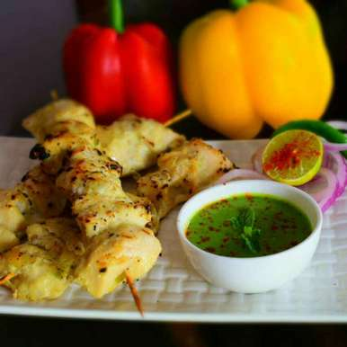 Photo of Chicken Reshmi kebab by Supratim Sadhukhan at BetterButter