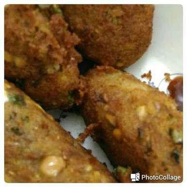 Photo of Potato Cutlets by Supriya Bhatia at BetterButter