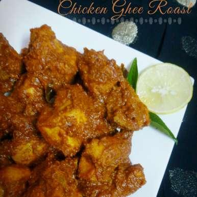 Photo of Chicken Ghee Roast by Supriya Santosh at BetterButter