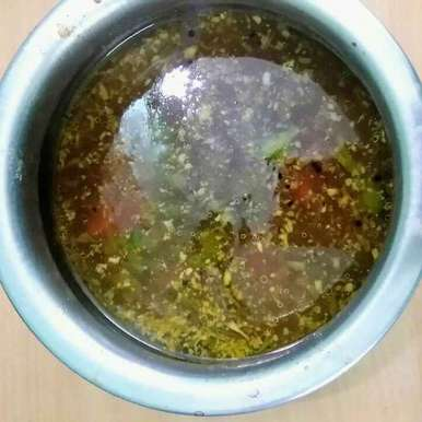 Photo of Ginger rasam by Surya Rajan at BetterButter