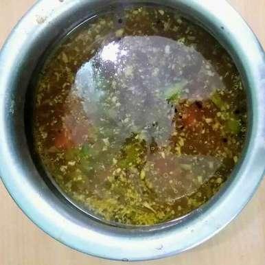 Ginger rasam recipe in Tamil,இஞ்சி ரசம், Surya Rajan