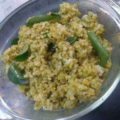 Photo of Curry leaves rice by Surya Rajan at BetterButter