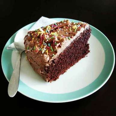 Photo of Chocolate Cake by Sushama Samanta at BetterButter