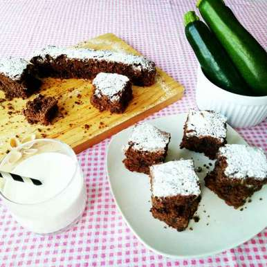 Photo of Nut and Vegetable Brownies by Sushama Samanta at BetterButter
