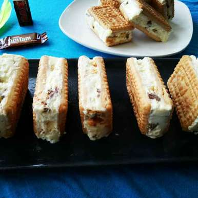 Photo of Ice-cream Sandwich by Sushama Samanta at BetterButter