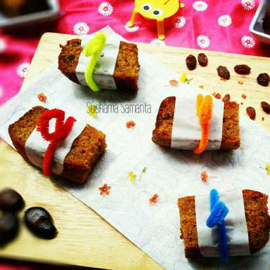 Photo of Carrot Cake by Sushama Samanta at BetterButter