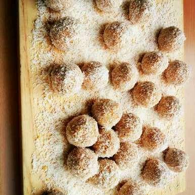 Photo of Carrot cake bliss balls by Sushama Samanta at BetterButter