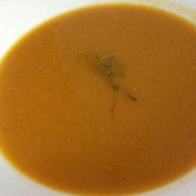 Photo of Pumpkin soup by Sushreeta Supkar at BetterButter