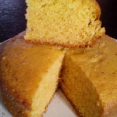 Photo of Cornmeal cake by Sushreeta Supkar at BetterButter