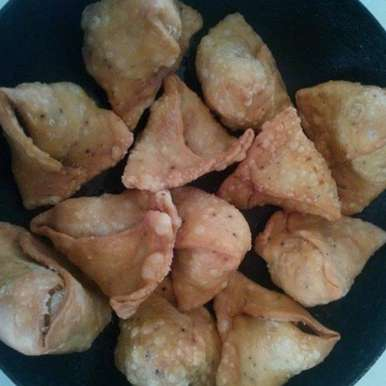 Photo of Samosa by Sushreeta Supkar at BetterButter