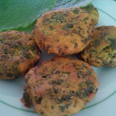 Photo of Ajwain leaf fritters by Sushreeta Supkar at BetterButter