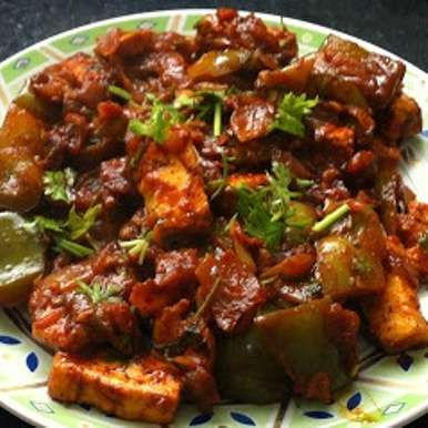 Photo of Chili Pepper Paneer (Cottage Cheese)!! by Susmita Dutta at BetterButter