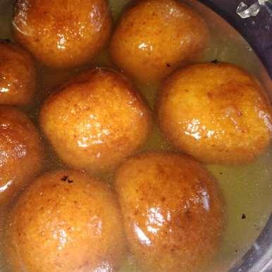 Photo of Bread gulabjamun by Susmita Mitra at BetterButter