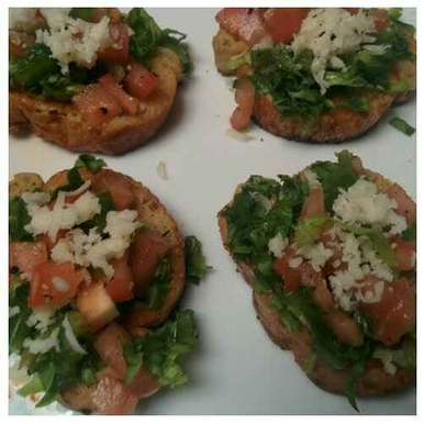 Photo of Bruschetta/ open toast by Susmita Tadwalkar at BetterButter