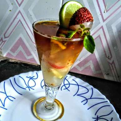 Photo of Lichi ice tea by Swagata Roy at BetterButter