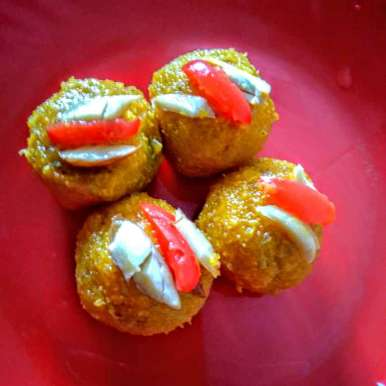 Photo of Mango ladoo by Swagata Roy at BetterButter