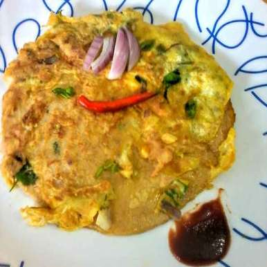 Photo of Egg roti by Swagata Roy at BetterButter