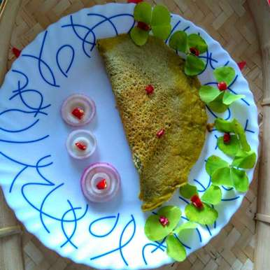 Photo of Methi dhosa by Swagata Roy at BetterButter