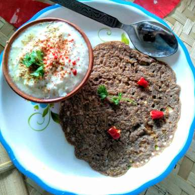Photo of Beet dhosa by Swagata Roy at BetterButter
