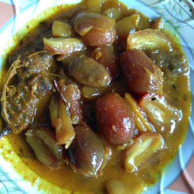 Tentul khejurer chatni recipe in Bengali,তেঁতুল খেজুরের চাটনি, Swagata Roy