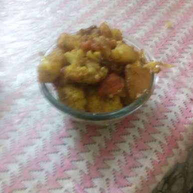 Aloo Gobhi, How to make Aloo Gobhi