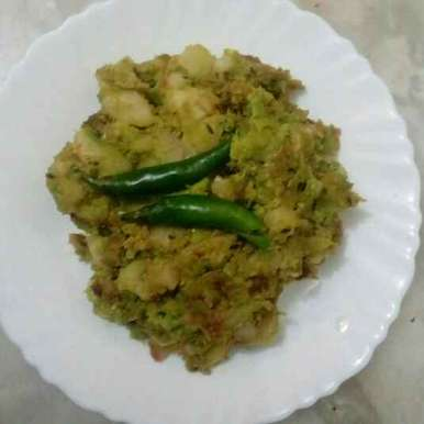 Photo of Aloo Matar by swapna ghosh at BetterButter