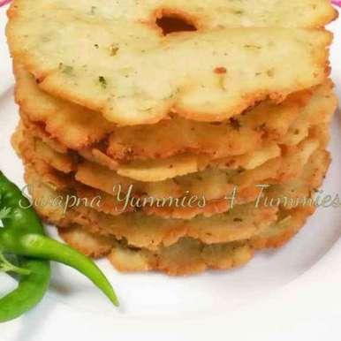 Photo of Kobbari garelu / Coconut fritters !! by Swapna Sunil at BetterButter