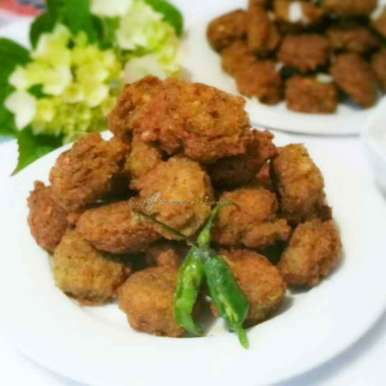Photo of Pesara Punugulu / Green Moong Fritters by Swapna Sunil at BetterButter