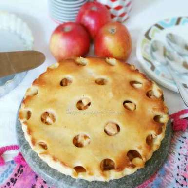 Photo of Apple Pie by Swapna Sunil at BetterButter