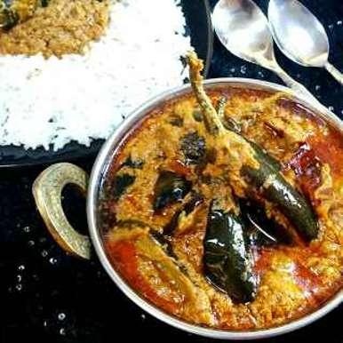 Photo of Hyderabadi Bagara Baingan by Swapna Sunil at BetterButter