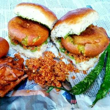 Photo of Batata / Vada Pav by Swapna Sunil at BetterButter