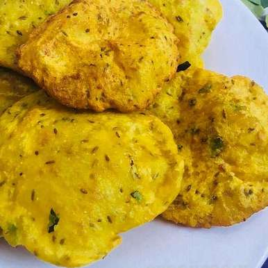 Photo of Aloo Curryleaf Poori by Swathi Joshnaa Sathish at BetterButter