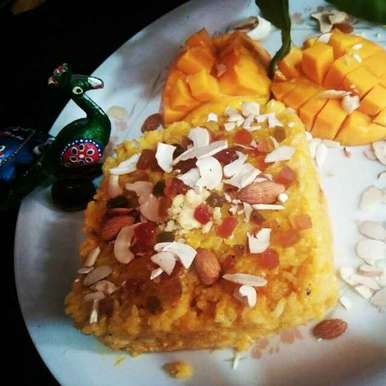 Photo of Mango rice by Swati Bapat at BetterButter